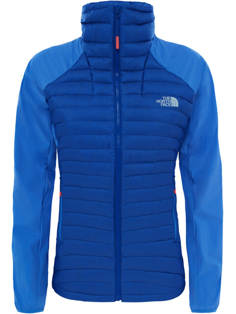 The North Face W's Verto Micro Jacket Marker Blue